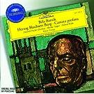 Bart�k: Bluebeard's Castle; Cantata profana