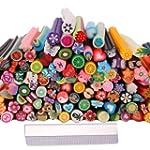 TOOGOO(R) 150 pcs 3D Mignon Designs A...