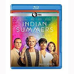 Masterpiece: Indian Summers Season 2 [Blu-ray]