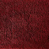 Garland Rug Queen Cotton Washable Rug, 24-Inch by 40-Inch, Chili Pepper Red