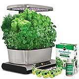 Miracle-Gro AeroGarden Harvest Elite with Gourmet Herb Seed Pod Kit