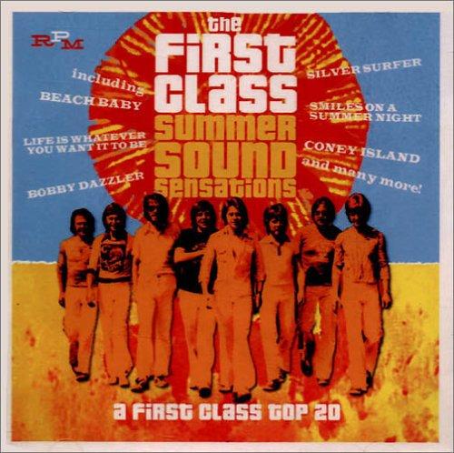 FIRST CLASS - Summer Sounds Sensations - Zortam Music