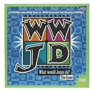 WWJD What Would Jesus Do? The Game