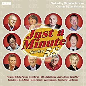 Just A Minute: Complete Series 58 | [Nicholas Parsons]