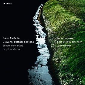 Dario Castello, Giovanni Battista Fontana: Sonate concertate in stil moderno