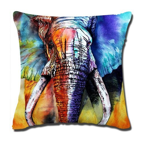ytl-wild-animal-linen-burlap-cushion-cover-pillow-case-elephant-cozy-fashion