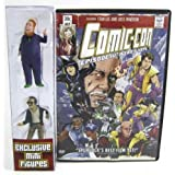 "Comic-Con - Episode IV: A Fan's Hope DVD with mini figures ""Stan Lee and Harry Knowles"""