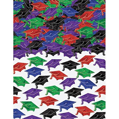 Grad Mini Multi-Colored Confetti-1 pack