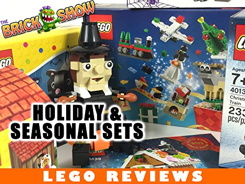 Review: Holiday & Seasonal Sets Lego Reviews on Amazon Prime Video UK