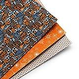 Dailylike Deco Adhesive Fabric Sticker Set Of 3 Sheets A4 Size Holy Night