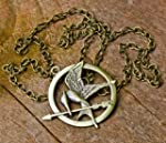 Hunger Games MockingJay Bird Chain Ne...
