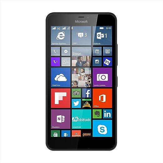 Microsoft Lumia 640 XL (Black, 8GB) low price