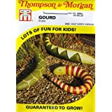 Thompson & Morgan 8965 Gourd 'Snake' Seed Packet