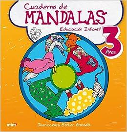 Cuaderno de mandalas educación infantil 3 años Mandalas