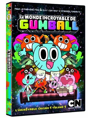 Le monde incroyable de Gumball. Saison 1. Volume 1