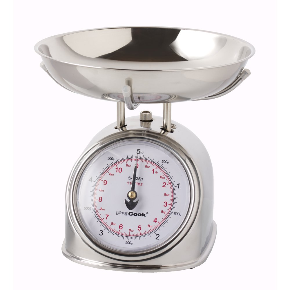 ProCook Stainless Steel Mechanical Food Scales