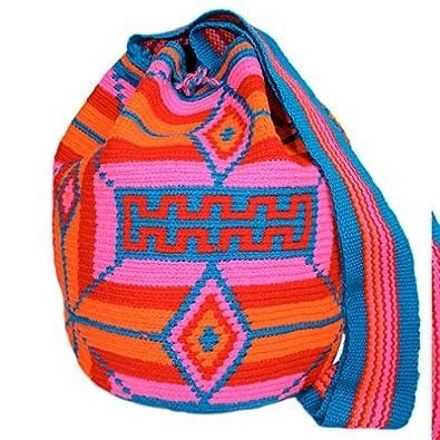 Wayuu Mochila Bag - Trendy Seasons # GF 7840: Handbags: Amazon.com