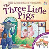 Kate Thomson The Three Little Pigs (Junior Press Out & Build)