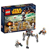 Lego Star Wars - 75036 - Jeu De Construction - Utapau Troopers