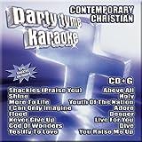 Party Tyme Karaoke - Contemporary Christian 1 (16-song CD+G)