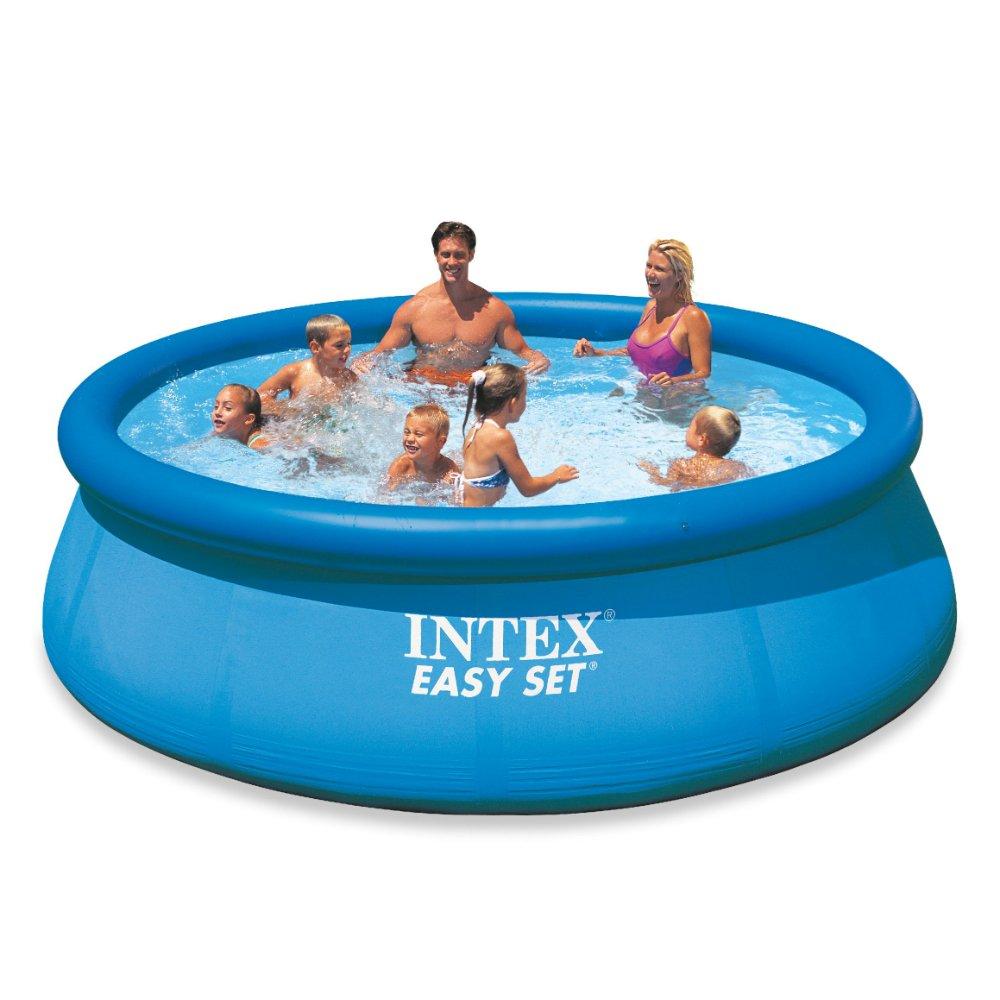 Intex Easy Set 12-Foot by 30-Inch Round Pool Set