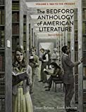 img - for Bedford Anthology of American Literature, 2e V2 & Daisy Miller book / textbook / text book