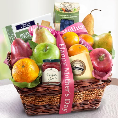 Mother's Day Fruit Gift Basket