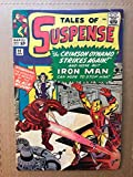 Tales of Suspense 52 first printing original 1964 Marvel Comic Book. 1st Appearance of Avengers Black Widow