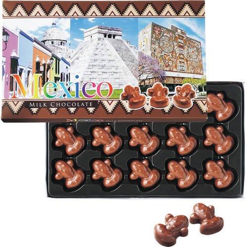 メキシコ サボテンチョコ6箱セット (メキシコ チョコレート)