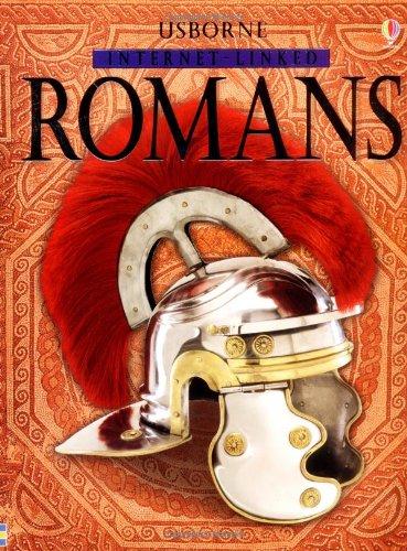 The Romans: Usborne Illustrated World History