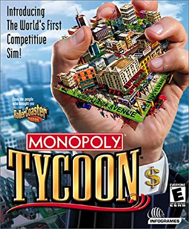 Monopoly Tycoon (Jewel Case)