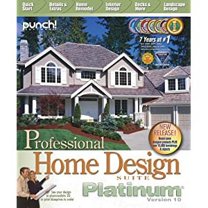 Professional home design suite platinum v12 crack musicretirement for Punch home design suite platinum