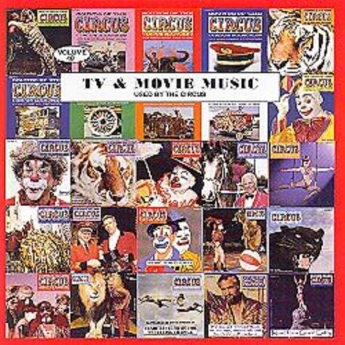 Sounds Of The Circus Vol. 40 - Tv And Movie Music front-855311