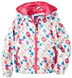 Pink Platinum Girls 2-6X Floral Print Outerwear Jacket