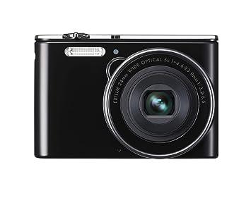 """Casio Exilim EX-JE10BKGCB Appareil photo Numérique LCD 2,7"""" (6,9 cm) 5x USB SD Noir"""