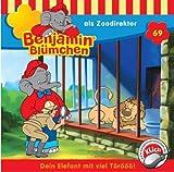 echange, troc Benjamin Blümchen - ...Als Zoodirektor