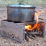 180 STOVE - Emergency Stove, Backpacking Stove, Camp Stove - U.S.A. Made