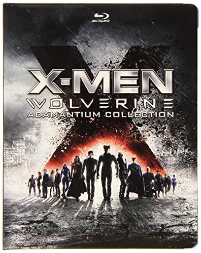 X Men - The Complete Saga (Cofanetto 6 Blu-Ray)