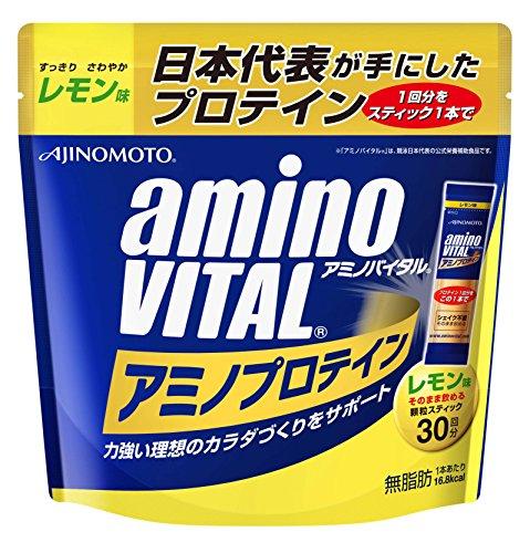 アミノバイタル アミノプロテイン レモン - 30本入
