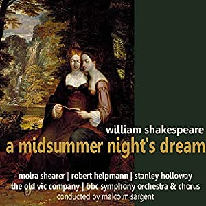 A Midsummer Night's Dream (Dramatised) Radio/TV