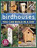 Image of Birdhouses You Can Build in a Day (Popular Woodworking)