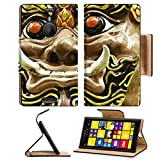 Nokia Lumia 1520 Flip Case face of giant IMAGE ID 21935300by Liili Customized Premium Deluxe Pu Leather generation Accessories HD Wifi 16gb 32gb Luxury Protector Case