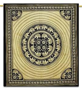 buy handicrunch mandala wall hanging home d cor tapestry. Black Bedroom Furniture Sets. Home Design Ideas