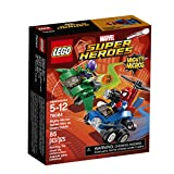 LEGO Super Heroes Mighty Micros: Spider-Man vs. Green Gobl 76064
