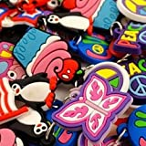 40 Pack of Charms For Rubberband Loom Bracelets