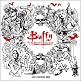 img - for Buffy the Vampire Slayer Adult Coloring Book book / textbook / text book
