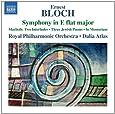 Bloch: Symphony E Flat Major [Dalia Atlas, Royal Philharmonic Orchestra] [Naxos: 8573290]