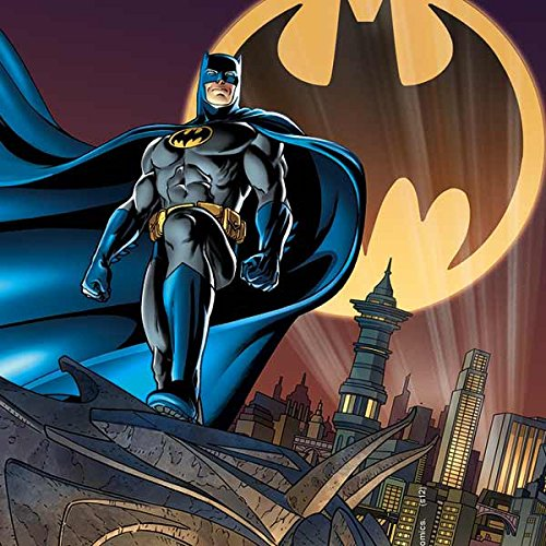 DC Comics Batman Lifeproof iPhone 4&4s Skin - Batman in the Sky Vinyl Decal Skin For Your Lifeproof iPhone 4&4s at Gotham City Store