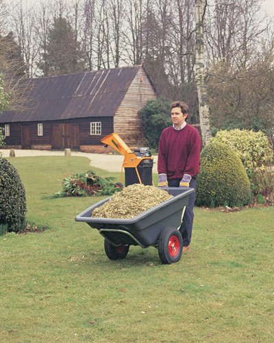 Henchman 290 litre Barrow Trailer