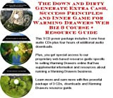 The Insider's How To Earn Extra Money, Marketing and Inner Game for Warming Drawers Web Biz 3 CD Course